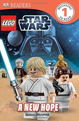 DK Readers L1: LEGO Star Wars: A New Hope JungleDealsBlog.com