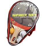 JOOLA Spirit Recreational Racket Table Tennis Set