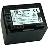 Canon VIXIA HF R500 Camcorder Battery Ultra High Capacity (Li-Ion 3.6V 2900mAh) - Replacement For The Canon BP...
