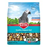Kaytee Forti Diet Pro Health for Parrot, 25-Pound