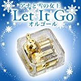From The Snow Queen and Ana 'in the Let It Go! Sobering ' cylinder music box NEW Opus Gold
