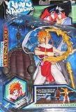 Yu Yu Hakusho Action Figure: Deluxe Figure Suzaku with Playset