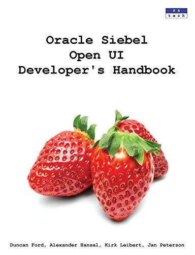 Siebel Open Ui Ebook