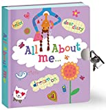 Peaceable Kingdom / All About Me Lock & Key Diary