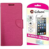 detailing 35a2b 1d700 Fabson Screen Guard & Flip Cover For Vivo Y11 Flip Cover Case ...