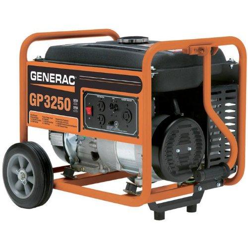 Generac3250 Portable Generator Review