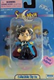 Sailor Moon Keychain Clip On, By Irwin Toy - Prince Endymion.