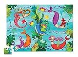Crocodile Creek Mermaid 72 piece Junior Jigsaw Puzzle 14