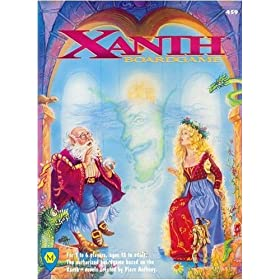Click to buy the Xanth board game from Amazon!