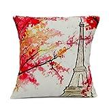 Valentine Gift With Eiffel Tower Printed Cushion GIFTS5430 Valentine Gift For Him,Valentine Gift For Her,Valentine...