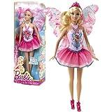 Barbie Mattel Year 2013 Fashion Meets Fairytale Series 12 Inch Doll Set - Barbie As Fairy (Bcp20)