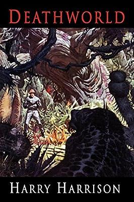 Deathworld, Harrison, Harry, New Book