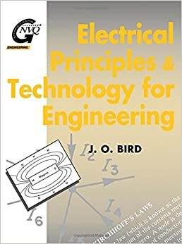 Electrical Principles for Technical Engineering (GNVQ