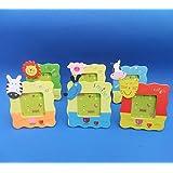 Wooden Cartoon Photo Frame / Photo Frame Daitoutie Child / Small Animal Photo Frame / Creative Gifts