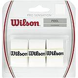 Wilson Sensation Pro Tennis Racquet Overgrip (White)