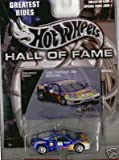 Mattel Hot Wheels 2002 Hall Of Fame Greatest Rides 1:64 Scale 35th Anniversary Blue With F...
