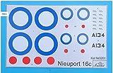 Nieuport 16C (A134) (Nieuport-Duplex) 1/32 Amodel 3201