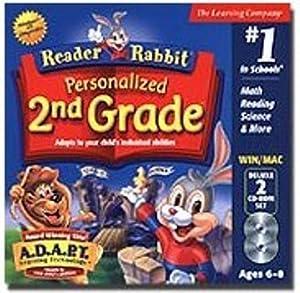 Amazon.com: Reader Rabbit 2nd Grade (PC): Software