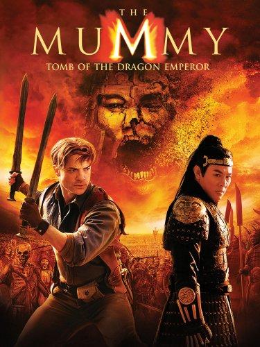 Amazon.com: The Mummy: Tomb of the Dragon Emperor: Brendan