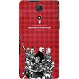 DailyObjects Manchester Glory Case For Sony Xperia ZR