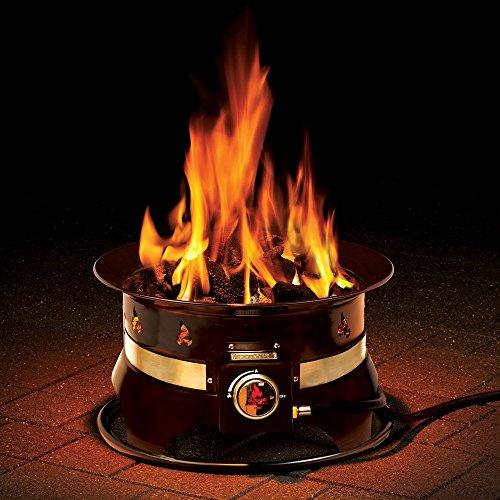 Outland Firebowl Premium Portable Propane Fire Pit | Best ... on Outland Firebowl Propane Fire Pit id=66111