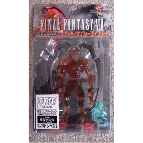 Final Fantasy VIII Guardian Force Ifrite Clear Version Action Figure