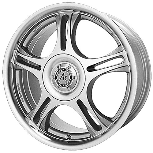 American Racing Custom Wheels AR95 Estrella Machined Wheel With Clearcoat (15×7″/4×100, 108mm, +35mm offset)