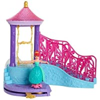 Disney Princess Ariel Bath Play Set With Ariel Small Doll