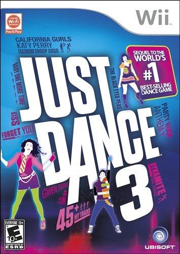 Just Dance 3 [Nintendo Wii] Ju...