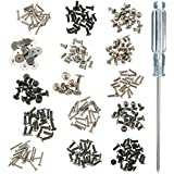 Alcoa Prime 300pcs/Set Assorted Laptop Screw Set W/Screwdriver For IBM For TOSHIBA For SONY For DELL For SAMSUNG