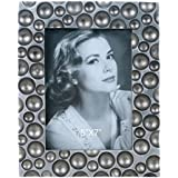 Imperial Gifts Metal Photo Frame (24 Cm X 19 Cm X 2 Cm, Silver, IGRS 111)