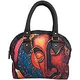 Digitally Printed Multi Stylish Big Marley Fashion/Carry Bags With Multi Pocket - B01I2XLVY0