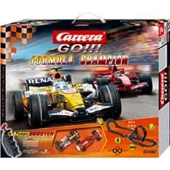 """Update2: Carrera Rennbahn Go!!! """"Formula Champion"""" für nur 27,94€ – 50% gespart!"""