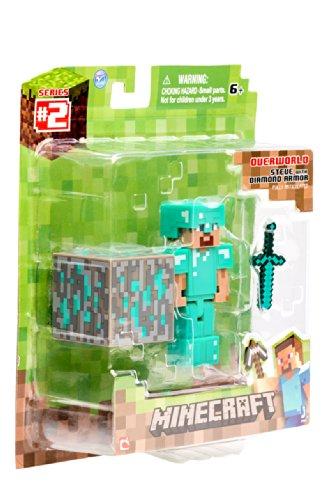 Top minecraft toys action figures set