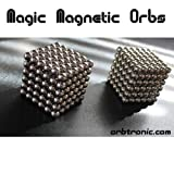 The Cube - Magic Magnetic Orbs 216 Rare Earth Balls Powerful Magnets Spheres
