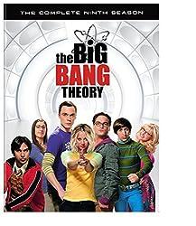 The Big Bang Theory: Season 9 (DVD + Digital Offer)