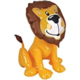 Inflatable Zoo Lion Set Of Three 24 Zoo Animal Jungle Pool Birthday Beach Parties Favor Decor Giveaway Prize Toy...