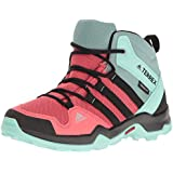 Adidas Outdoor Kids Terrex AX2 Mid CP Lace-up Boot 13 M US Little Kid