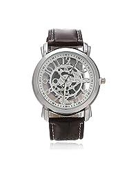 Creative 2015 New Arrival Watches Men Luxury Men Rome Hollow Dial Analog Quartz-watch Men Fashion Quartz Watch