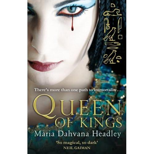 QUEEN OF KINGS HEADLEY,MARIA D