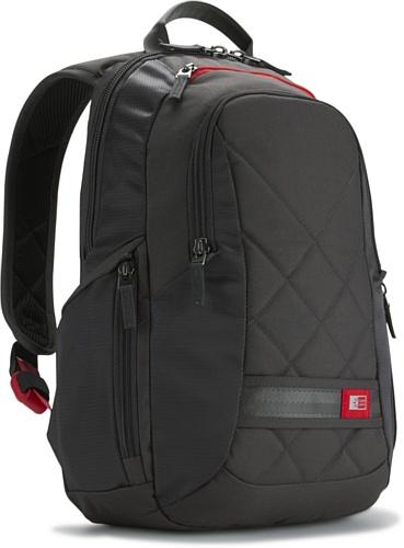 Case Logic DLBP114G Sac à dos fashion en nylon pour Ordinateur Portable 13