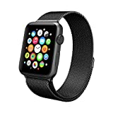 Apple Watch Band , Swees? 38mm Milanese Loop Stainless Steel Bracelet Strap Replacement Wrist IWatch Band For...