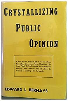 Popular Public Opinion Books