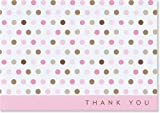 Soho Dots Thank You Notes Stationery Note Cards Note Card Series