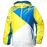 (ミズノ)MIZUNO クロスティックウェア ウィンドブレーカーシャツ[ウィメンズ] 32JE5710 44 ブレイジングイエロー M
