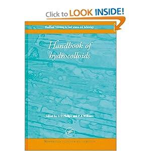 Handbook Of Hydrocolloids Pdf