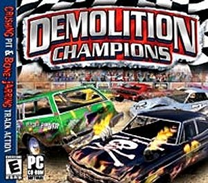 Video Game: Demolition Champions by Valuesoft