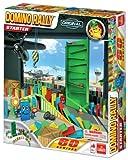 Domino Rally Starter  -  Dominoes for Kids  -  Classic Tumbling Dominoes Set