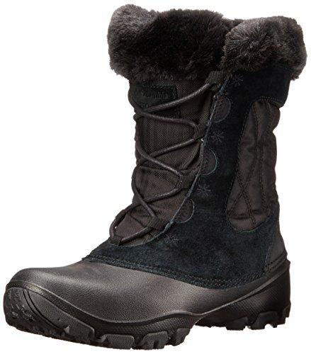 Columbia Women's Sierra Summette IV Winter Boot,Black/Grill,9 M US