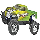 """20"""" Rc 4 Wd Big Wheely Monster Truck 1/8 Scale Rtr Radio Control Car High Speed Green"""